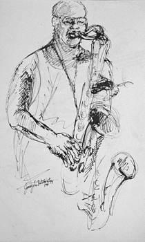 Jamey Balester - Saxophonist Study