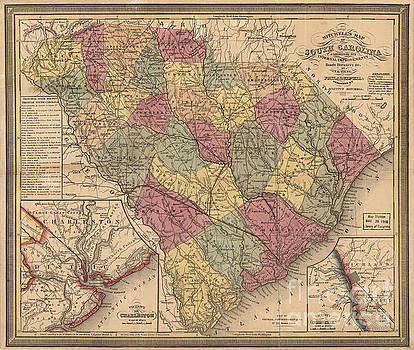 Dale Powell - SC Map 1849