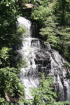 S.C. waterfall by Cheri Carman
