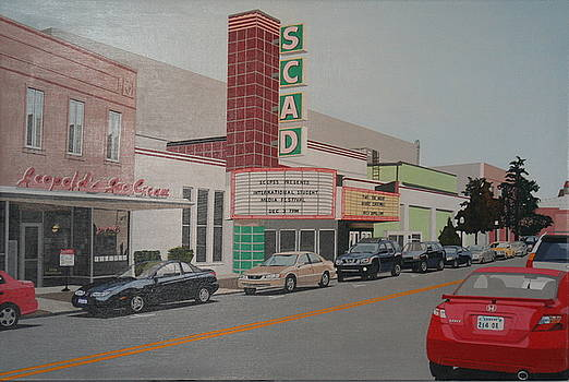 Scad by Emile Dillon