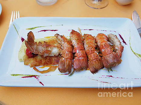 Scampi by Louise Heusinkveld