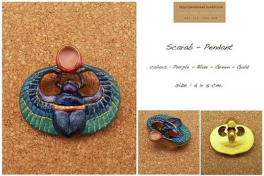 Scarab by Siwameth Duangmonthathip