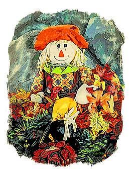 Kathy Kelly - Scarecrow T-shirt