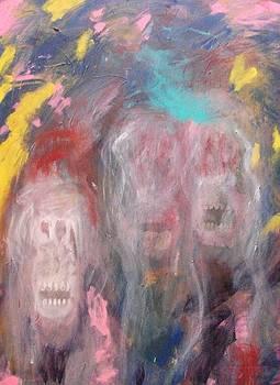 Scared by Randall Ciotti