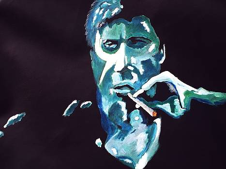 Scarface by Colin O neill