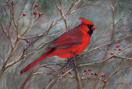 Scarlet Sentinel by Vikki Bouffard