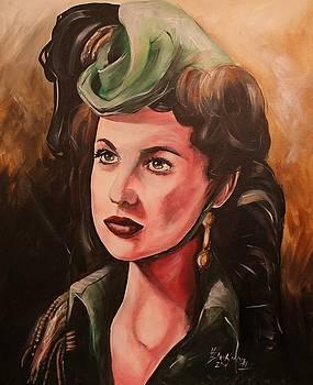 Scarlett by Henry Blackmon