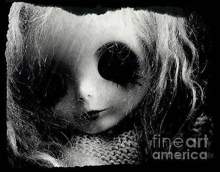 Scary Doll by C Lythgo