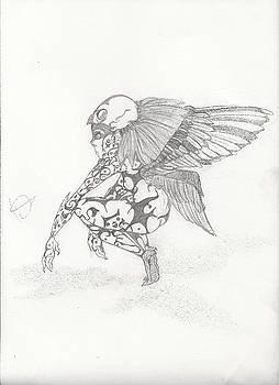 Scary Fairy by Crystal Guzman