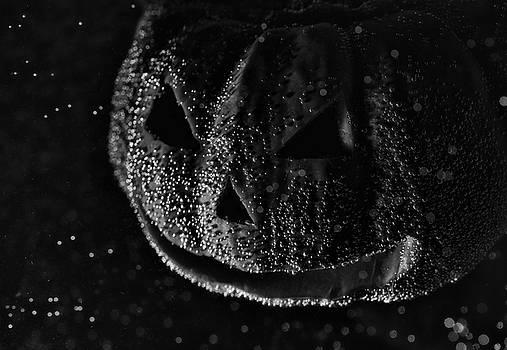 Scary Pumpkin  by Baptiste De Izarra