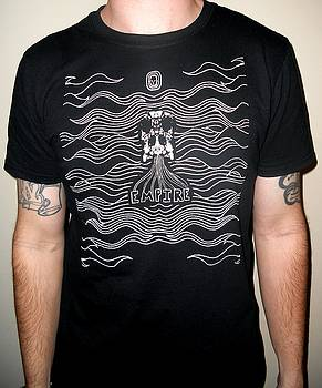 Scavenger t-shirt by John  Stidham