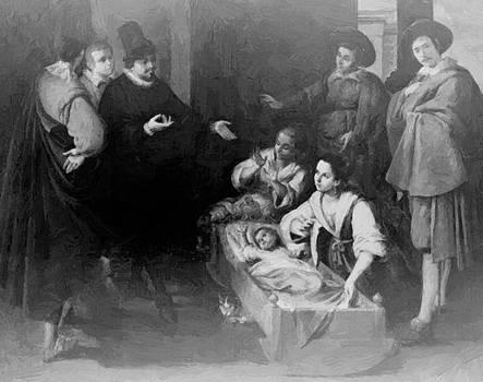 Zurbaran Francisco de - Scene From The Life Of Saint Pierre Theophile