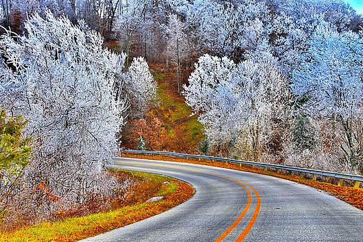Scenic Arkansas by Carolyn Wright
