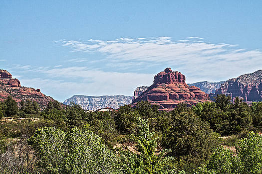 Scenic Bell Rock by Ruth Jolly