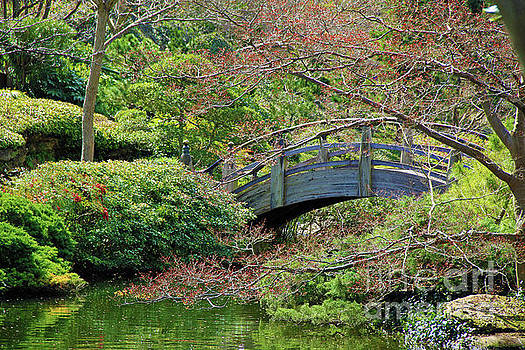 Scenic Bridge by Inspirational Photo Creations Audrey Woods