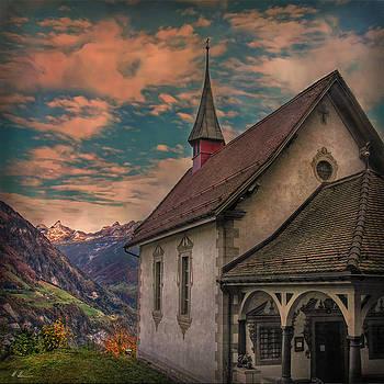 Scenic Chapel by Hanny Heim