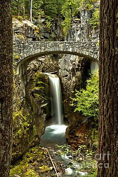 Adam Jewell - Scenic Christine Falls