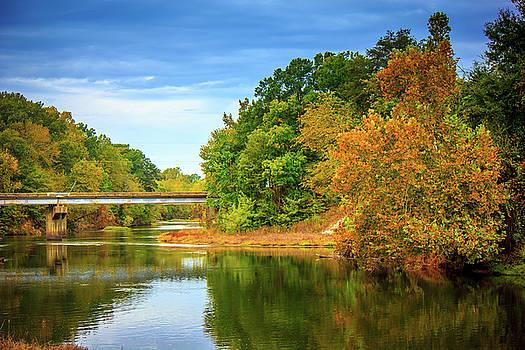 Scenic Drive - Autumn Landscape by Barry Jones