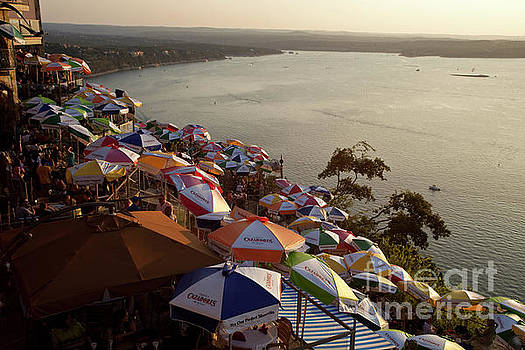 Herronstock Prints - Scenic overview of Lake Travis