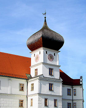 Schloss Hohenkammer near Munich, Germany by Iqbal Misentropy