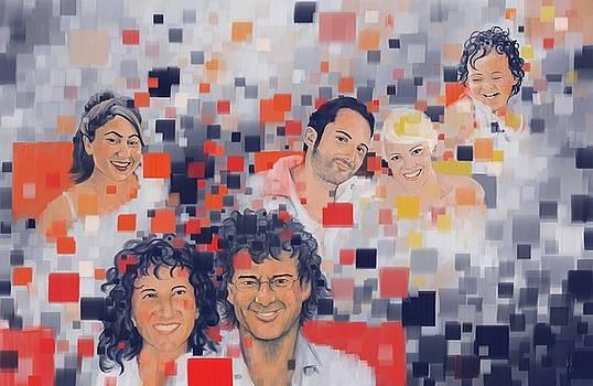 Schneider Family by Phil Vance