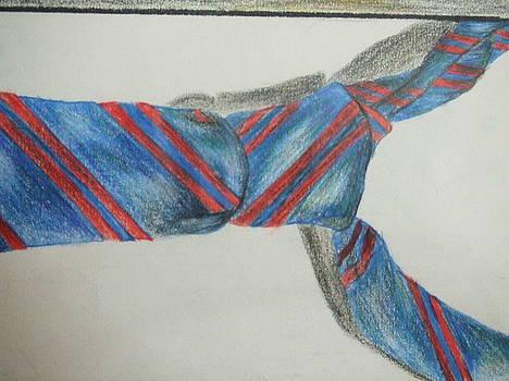 School Tie by Rihab Nasser