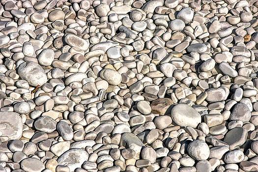 Christopher Arndt - Schoolhouse Beach Rocks on Washington Island Door County