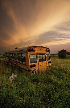 School's Out  by Aaron J Groen