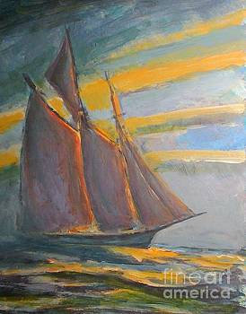 John Malone - Schooner Coming Home