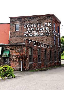 Schuyler Iron Building by Trina Ansel