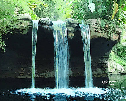 Mickey Wright - Schweitzer Falls