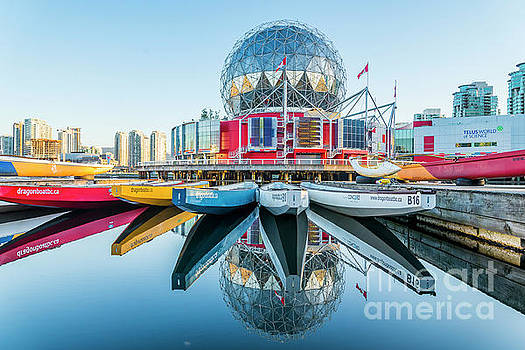 Science World Vancouver by Michael Wheatley
