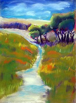 Scio Landscape by Barbara Goodsitt