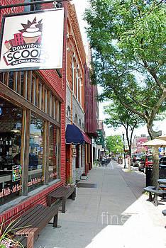 Gary Wonning - Scoops, Alpena Michigan