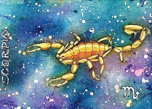 Scorpio by Ruth Kamenev