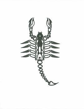 Scorpion by Elliot Janvier