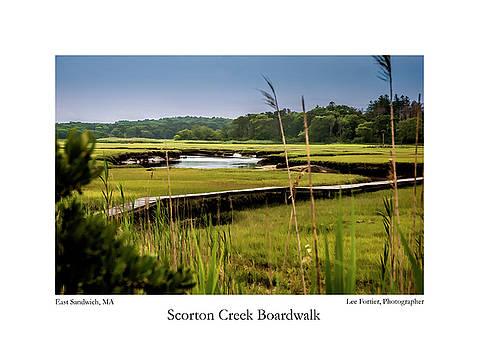 Scorton Creek Boardwalk by Lee Fortier