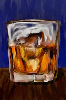 Scotch on the Rocks by Jeff Montgomery