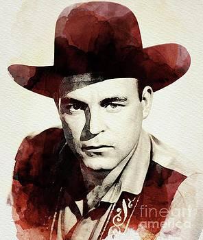 John Springfield - Scott Brady, Vintage Western Star