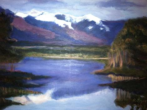 Scottish Highlands by Barbara Joyce