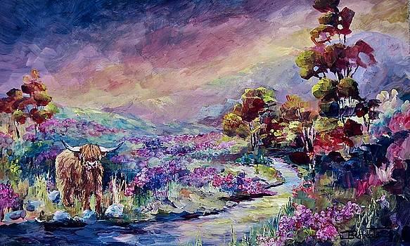 Scottish Highlands by Bonny Roberts