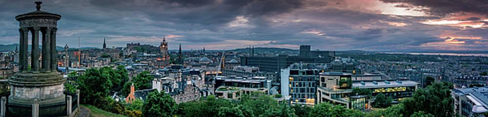 Scottish Sky by Andrew Matwijec
