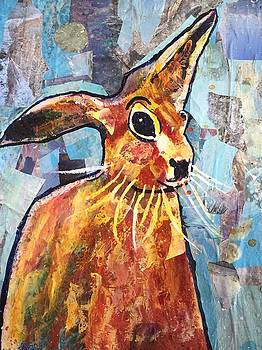 Scrappy Bunny by Morris Eaddy