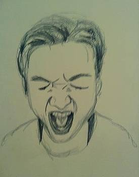 Scream 1 by Casey Bingham