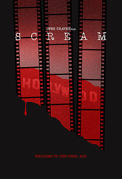 Scream 3 Alternative Poster by Christopher Ables