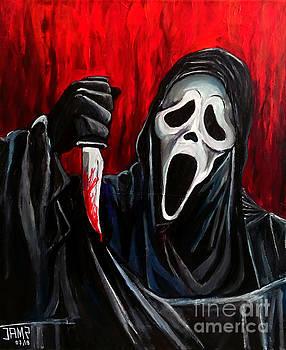 Scream by Jose Mendez