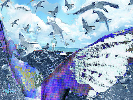 Scream of the Gulls by Seth Weaver