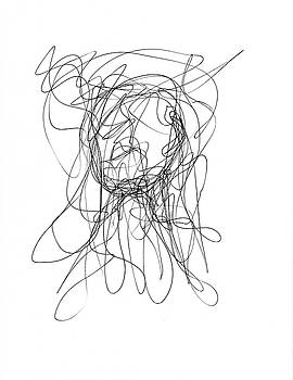 Ismael Cavazos - Scribble for Gusts, Dust, the Sun...