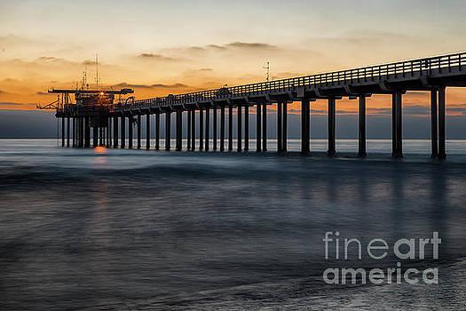 Scripps Pier by Bryan Keil