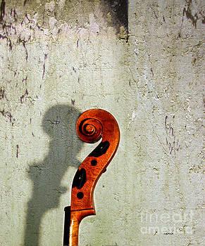 Scrolling the Wall  by Steven Digman